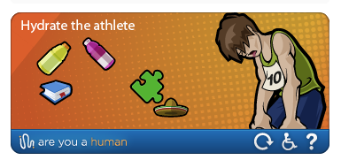 nt34P Are you a human? CAPTCHA alternative brings themed games and translations to its online authentication tool