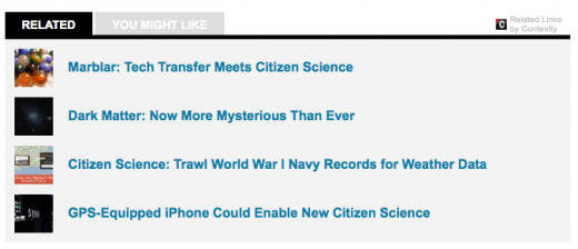 Contextly Related Links