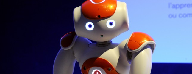 FRANCE-CULTURE-TECHNOLOGY-ROBOTS-EXHIBITION