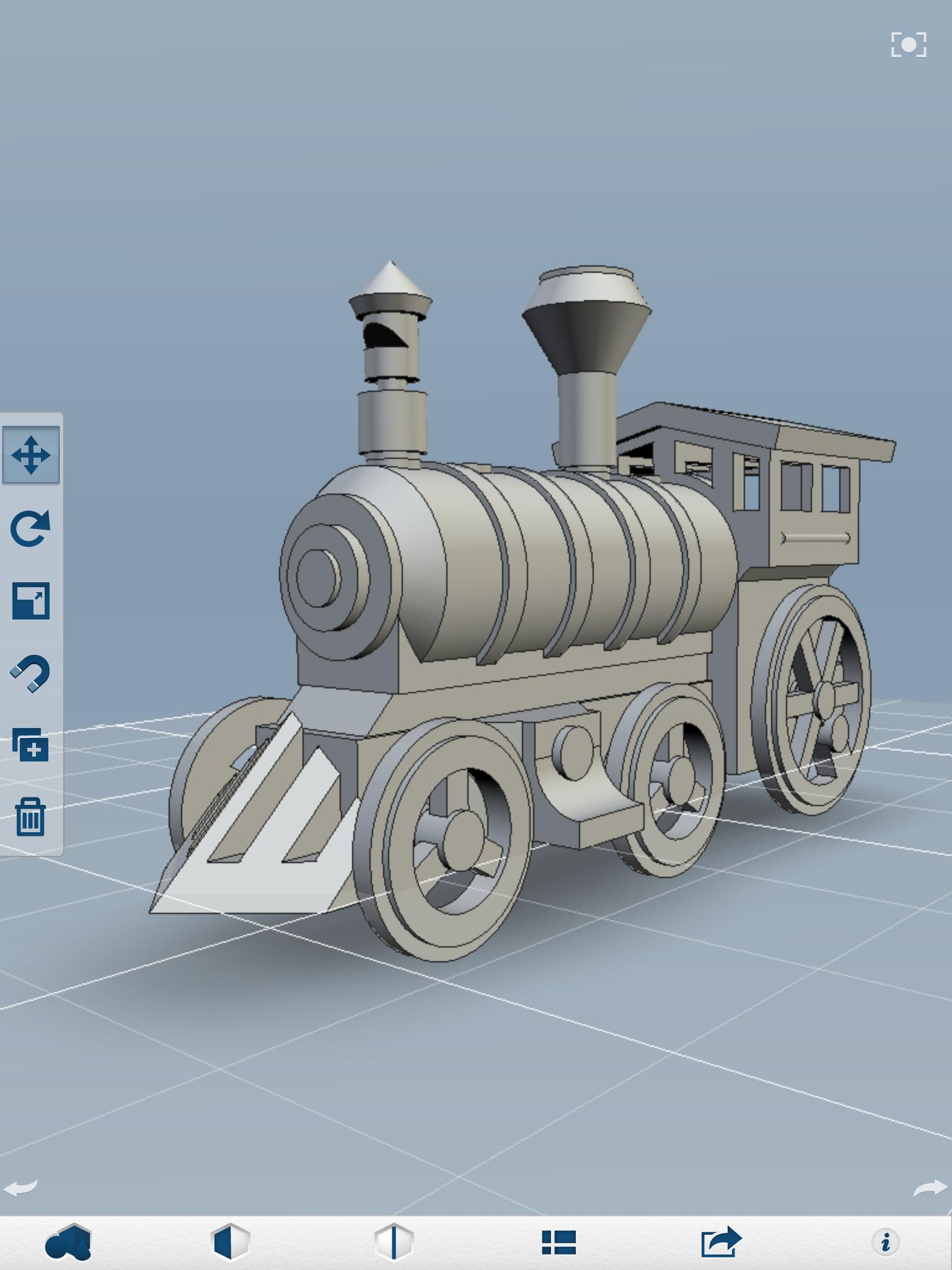 Autodesk 39 s 123d design turns everyone into 3d designers for 3d design app
