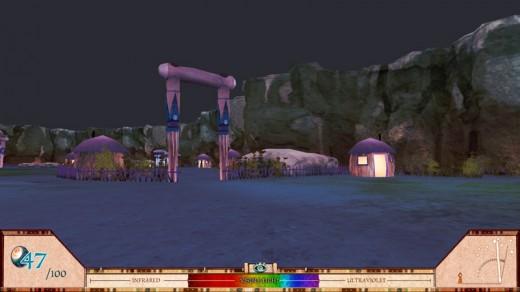 Speed of Light screenshot