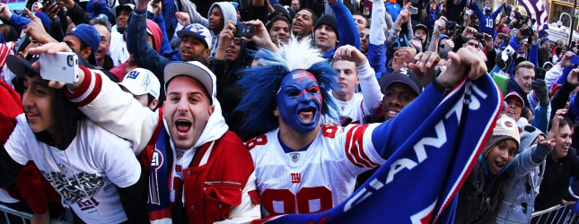 New York Giants Fans