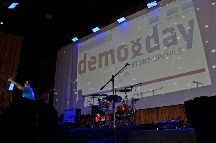 20 fresh global teams are pitching today for Start-Up Chile's third Demo Day