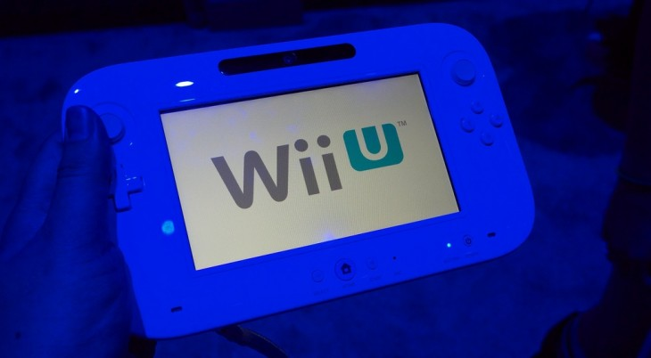 wii u gamepad 730x402 Hulu Plus lands on Wii U, bringing second screen features and GamePad viewing