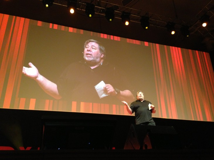 Steve Wozniak wishes iTunes was available for Windows Phone, too