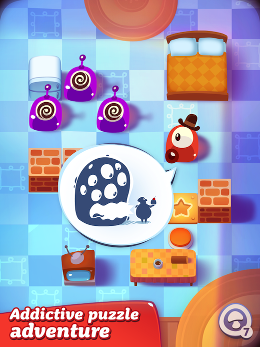 02 Life beyond Cut the Rope: Zeptolab unveils new game, Pudding Monsters, launching 20 Dec