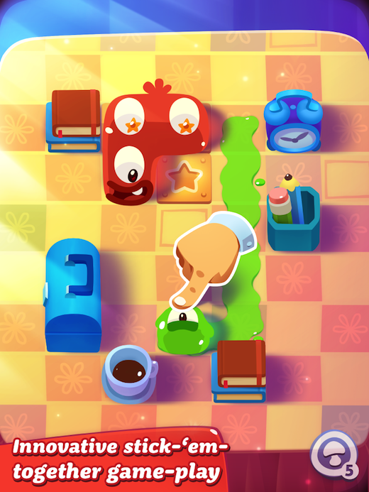05 Life beyond Cut the Rope: Zeptolab unveils new game, Pudding Monsters, launching 20 Dec