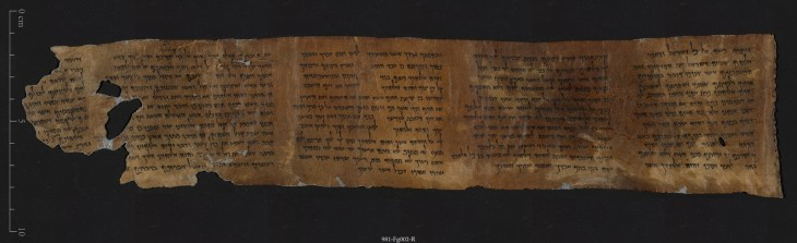 Google brings more Dead Sea Scrolls online, giving us a chance to brush up on the Ten Commandments
