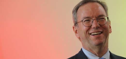 Eric Schmidt Speaks At Humboldt University