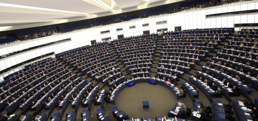 Members of the European Parliament take