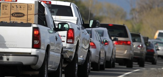 New Study Cites $100 Billion In Annual Losses For Drivers Due To Traffic Congestion