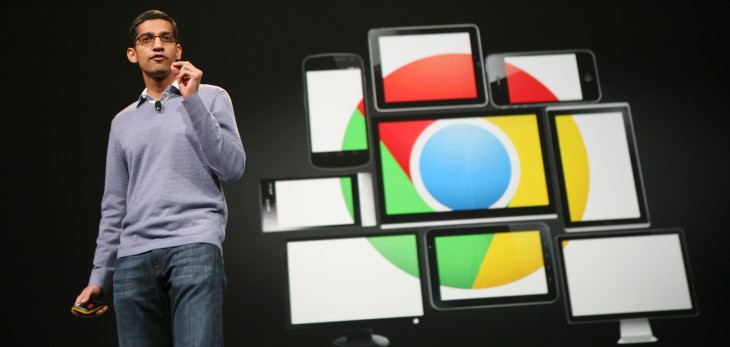 Google wants to let Chrome apps interact with your TV and other devices