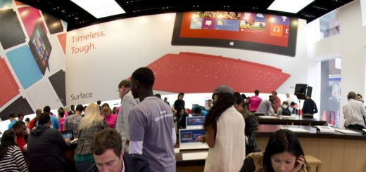 Microsoft to open 11 new specialty retail stores in the US next month