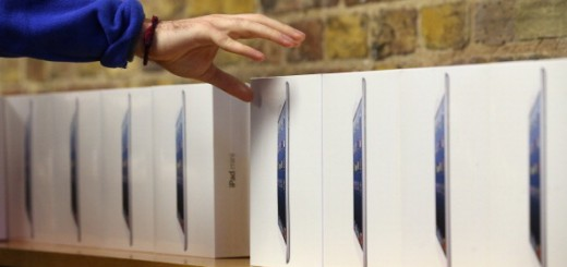 Apple's iPad Mini Goes On Sale In The UK