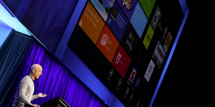 Windows 8 blows past OS X's aggregate share of Steam usage, nearing 5% and rising