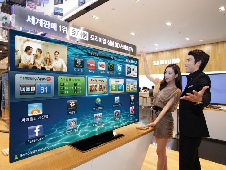 Samsung Ventures invests $5m in TV e-commerce platform Delivery Agent in Smart TV push