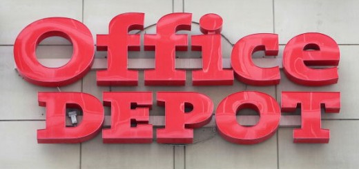 Office Depot Reports A Quarterly Loss Of 1.5 Billion