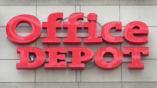 Office Depot prepares for holiday season, adding PayPal support to its website