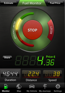 C 220x316 TNW Pick of the Day: Fuel Monitor shows drivers exactly how much their trips costing in real time