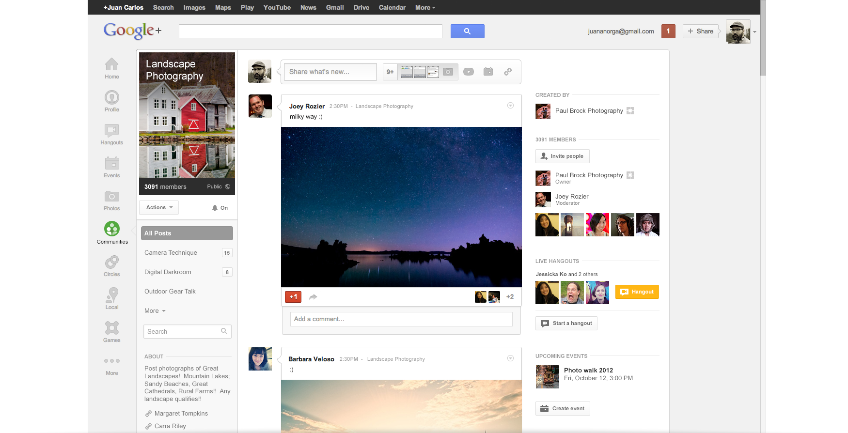 GooglePlus Helper: NEW! Google+ Groups or Communities