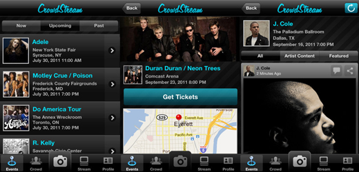 Crowdstream 15 of the best music apps of 2012