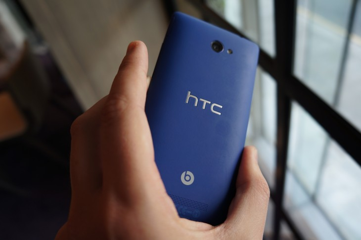 HTC reportedly scraps plans for larger Windows Phone models over screen resolution limitations