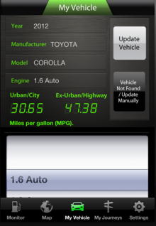 E 220x318 TNW Pick of the Day: Fuel Monitor shows drivers exactly how much their trips costing in real time
