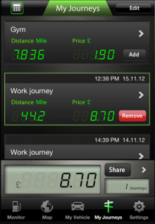 F 220x318 TNW Pick of the Day: Fuel Monitor shows drivers exactly how much their trips costing in real time