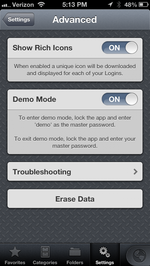 IMG 0658 520x923 All the beautifully redesigned 1Password 4 for iOS wants to do is help you forget your passwords