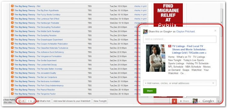 Meebo Update 730x352 Google starts putting Meebo to use: New Google+ social sharing bar spotted on the Web (Updated)