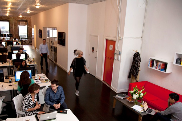 Percolate 03 730x486 Awesome Offices: Inside 15 fantastic startup workplaces in New York