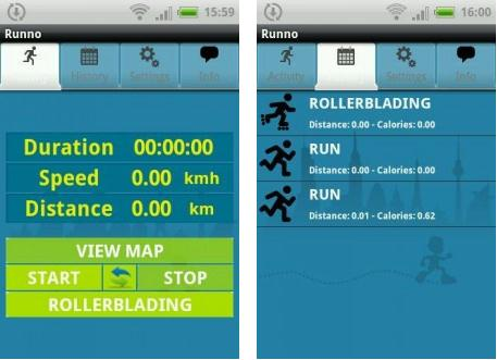 Runno 12 health focused apps to help you start 2013 the right way