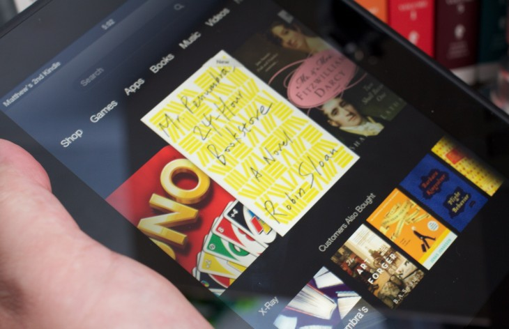 Amazon X Ray For Books Comes To Ios