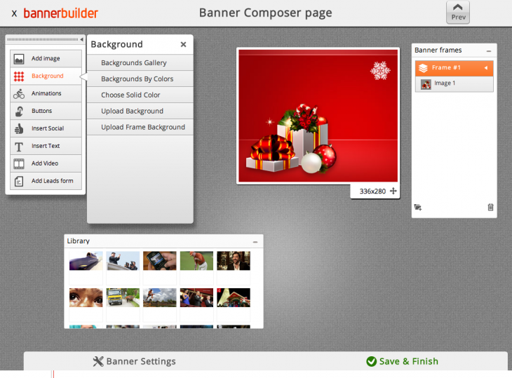 Screen Shot 2012 12 03 at 12.11.34 PM 730x539 BannerPlay aims to make banner ads as simple as Google AdWords