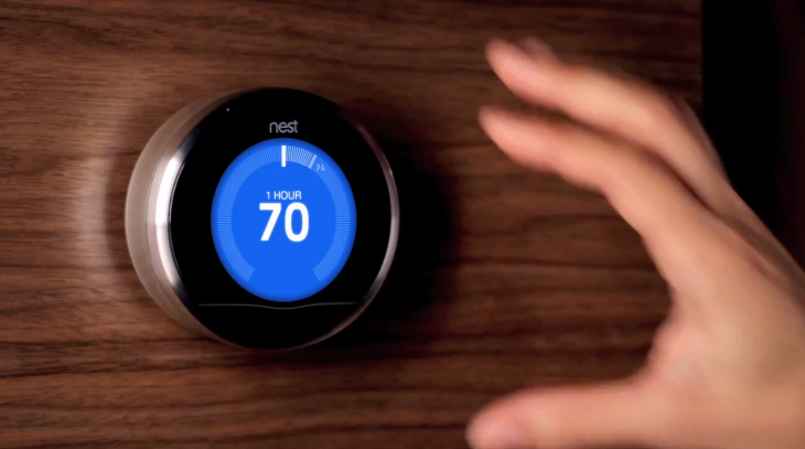 Nest launches its intelligent thermostat in stores across Canada, including Lowe's and Amazon