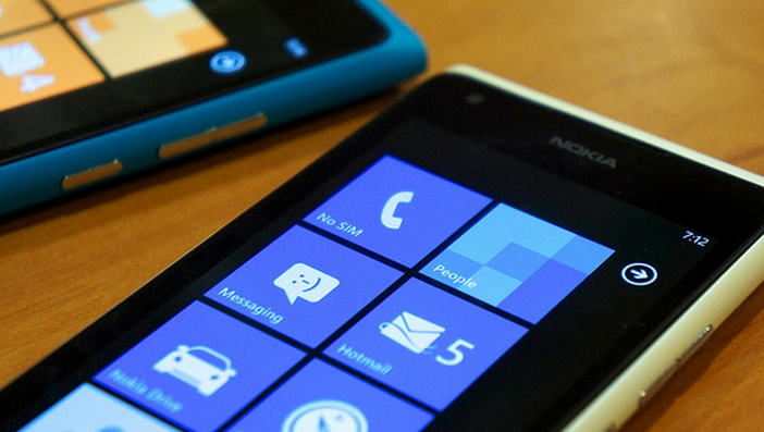 75,000 applications were added to the Windows Phone Marketplace in 2012, more than doubling its size