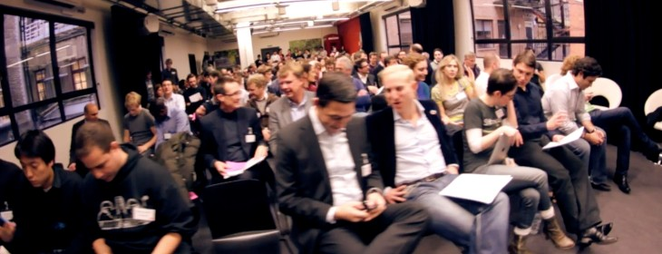 10 Startups, 13 Intense Weeks: The teams face their first Demo Day [Video]