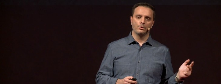 Google Creative Lab's Steve Vranakis: Technology should be both a tool and a toy