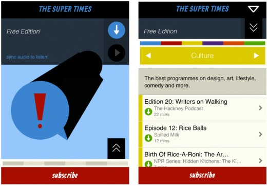 Super Times 520x362 12 of the best news, media and movie apps of 2012