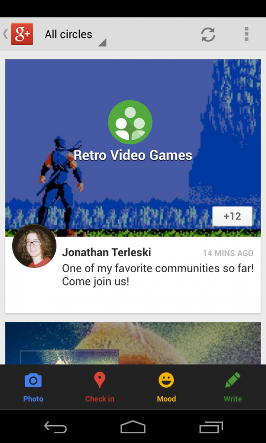 android communities invite mood 520x866 Google launches 18 new Google+ features focusing on mobile, photos, events and Hangouts