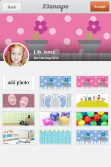 b 220x330 23snaps takes its private social networking app for families to Android