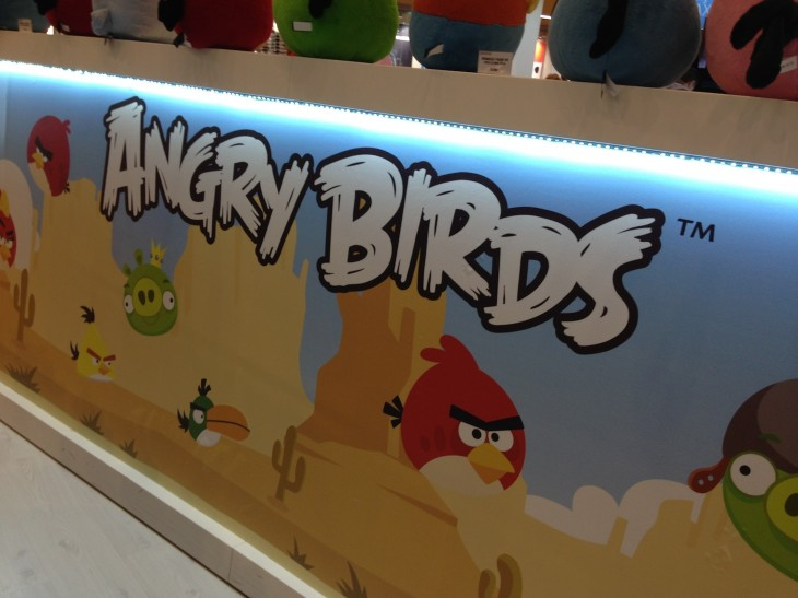 Rovio launches Angry Birds Star Wars beta on Facebook, hasn't yet told its 22.6 million fans