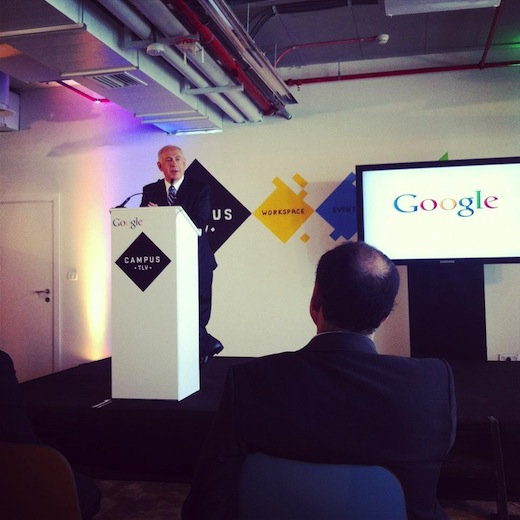 campus More local startup support: After London, Google opens a second Campus in Tel Aviv