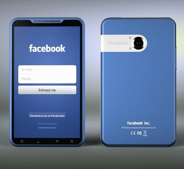 fb phone de Mozilla Hispano pranks blog readers with phony Firefox OS Facebook phone announcement