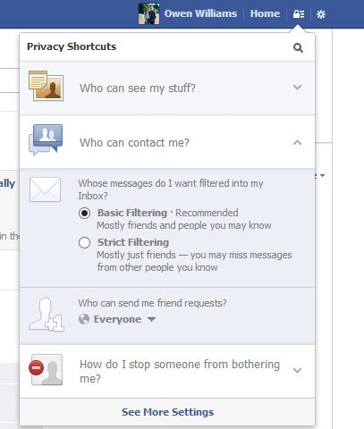 fb2 Facebook starts rolling out new privacy settings, making it easier to control what data is public [Updated]