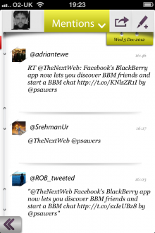 g 220x330 TNW Pick of the Day: Tweetary isnt just an iOS Twitter client, its a diary for all your tweets