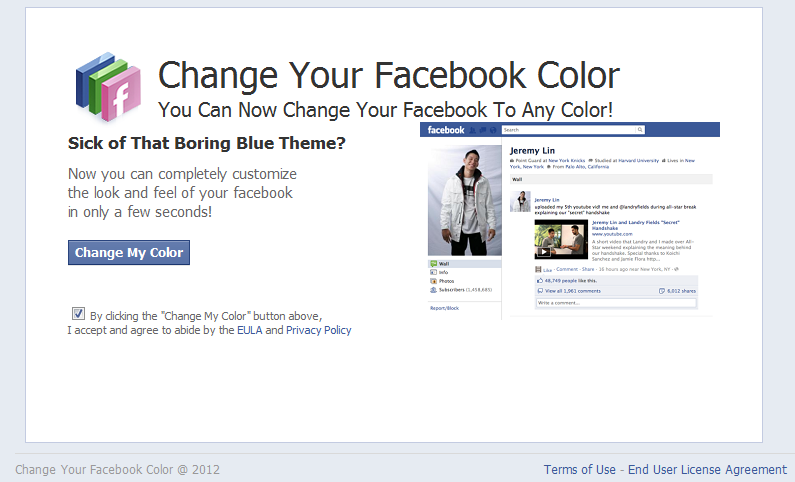 Facebook Tumblr Used To Push Malicious Chrome Extensions