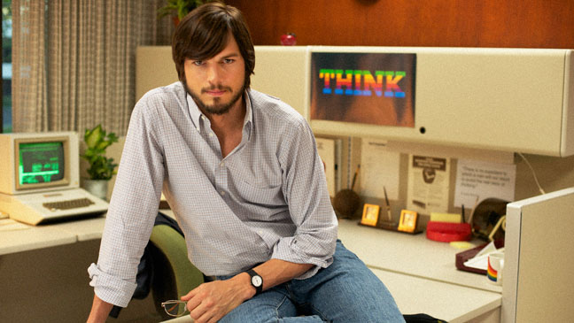 Ashton Kutcher's Steve Jobs biopic, 'jOBS,' will premiere this January at the Sundance ...