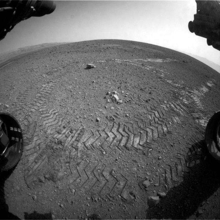 mars curiosity via getty images 730x730 2012s biggest tech news in pictures