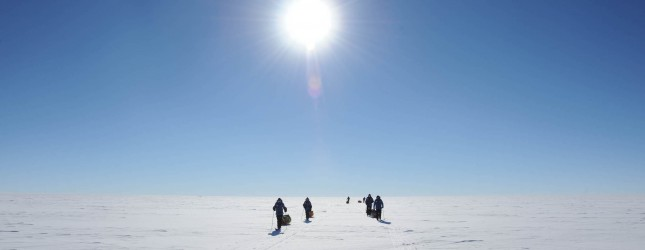 Prince Albert Of Monaco Jouneys To The South Pole